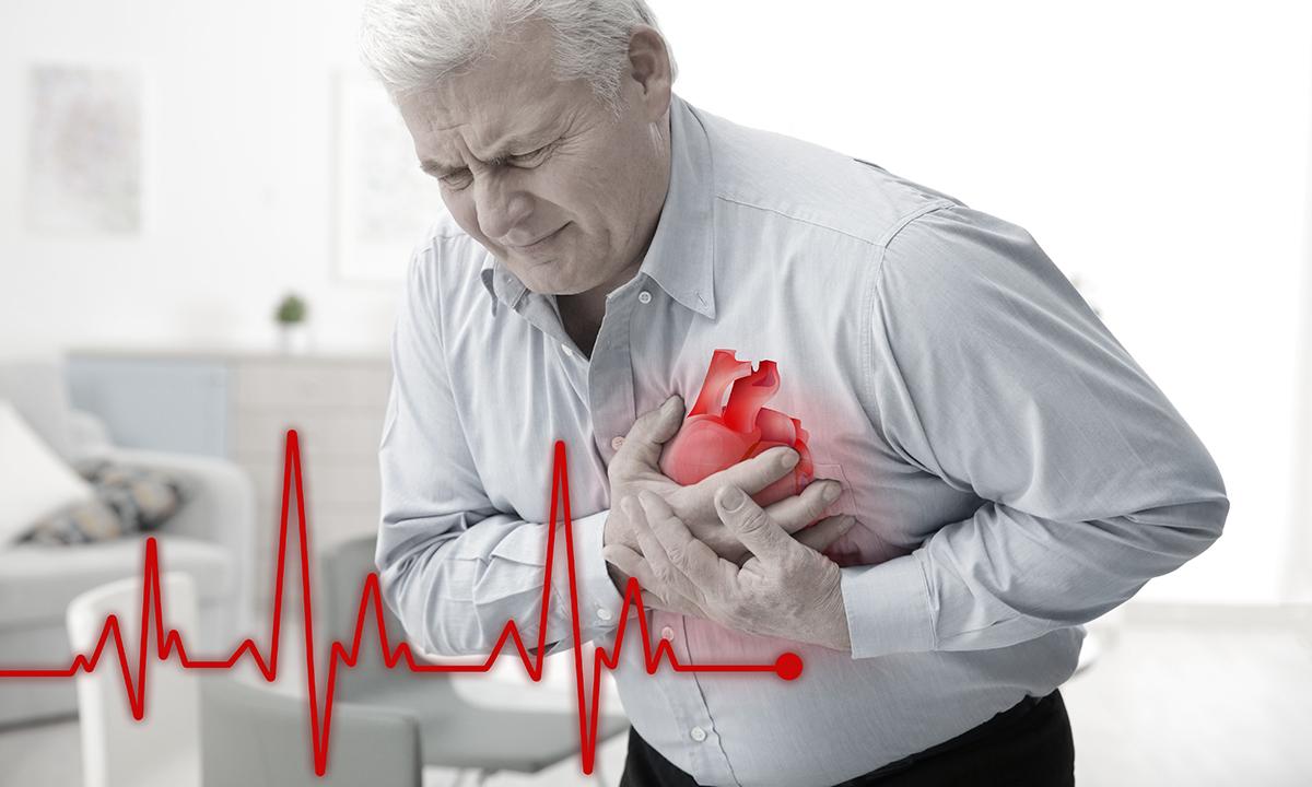 اعراض رفرفة القلب