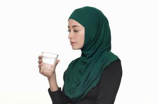 علاج تكيس المبايض بالماء