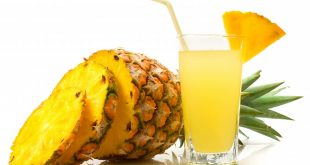 فوائد عصير الاناناس