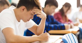 قلق الاختبارات