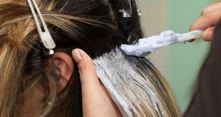 صبغ الشعر بمواد طبيعية