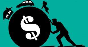 كيف تتخلص من الديون