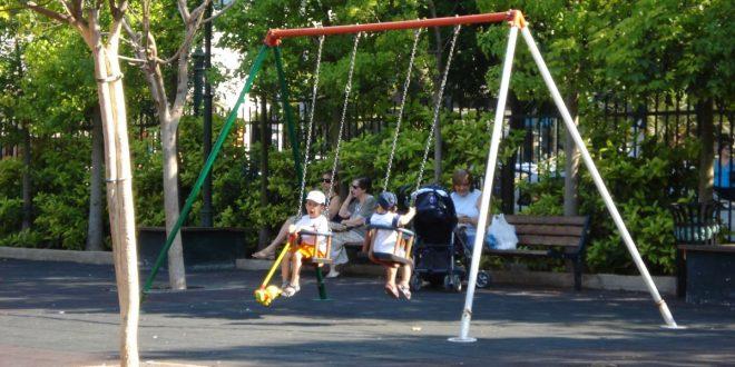 اماكن لعب اطفال