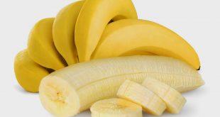 فوائد اكل الموز على الريق