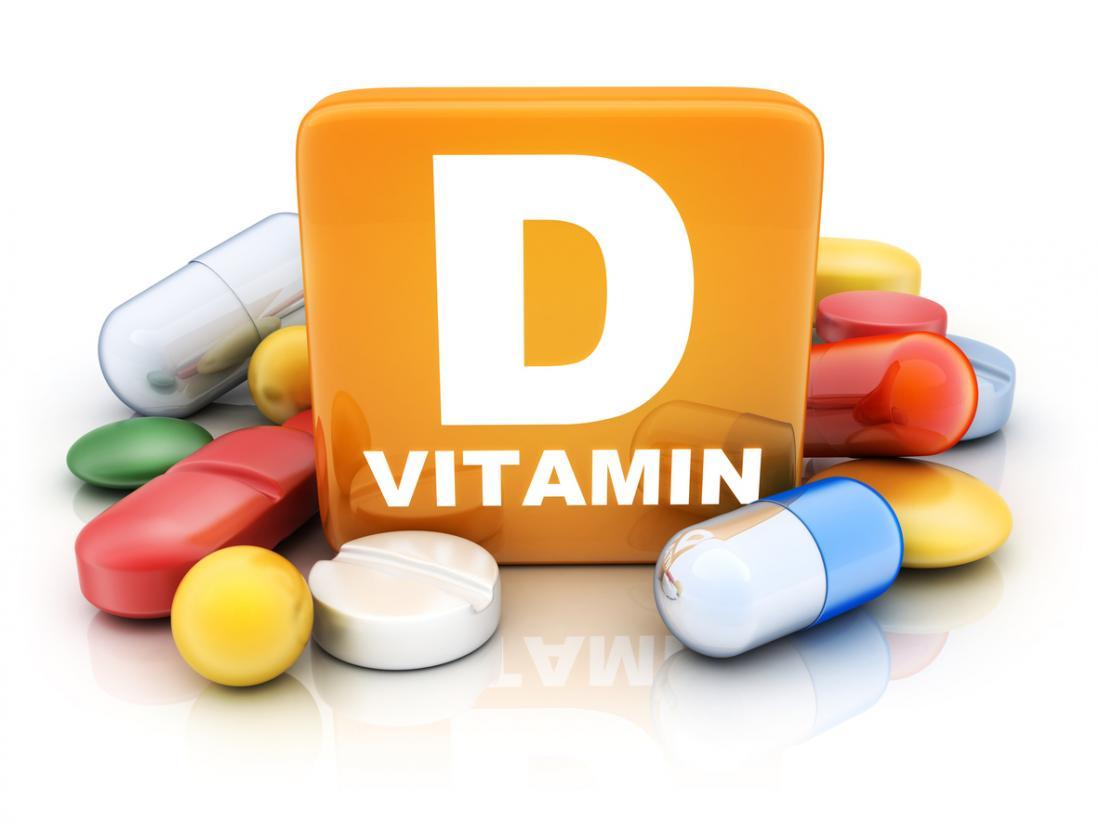 زيادة فيتامين د