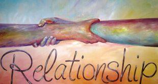 العلاقات الانسانيه