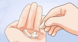 علاج الالتهابات بالثوم