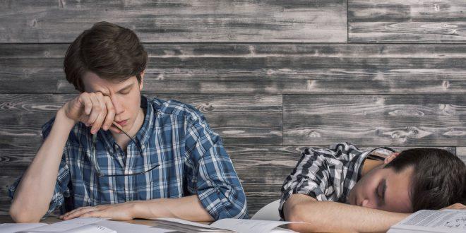 اضطرابات النوم عند المراهقين