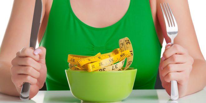 عدم نزول الوزن مع الرجيم
