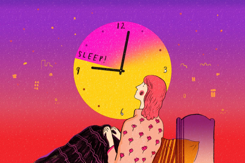 النوم العميق للذاكرة