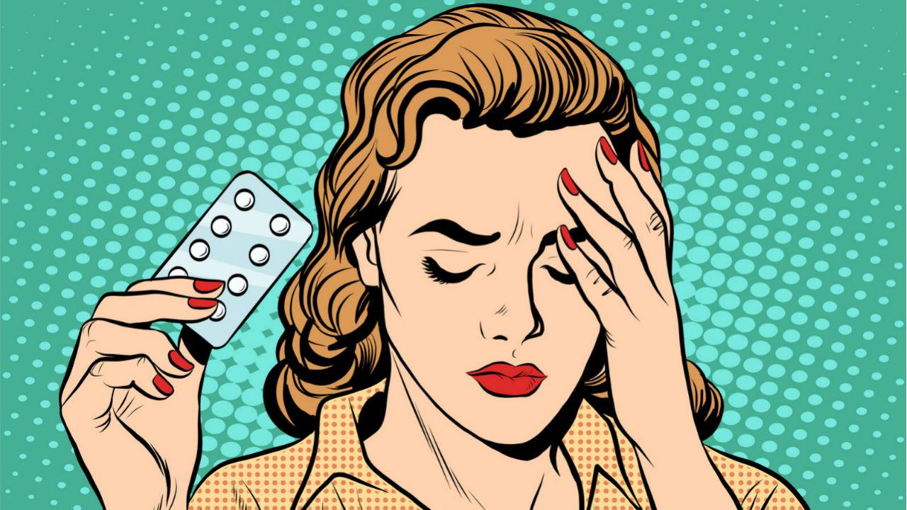 ماهي اضرار حبوب منع الحمل