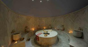 مكونات الحمام المغربي