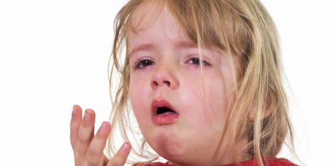علاج نزلات البرد عند الاطفال