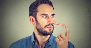 كيفية معرفة الكاذب