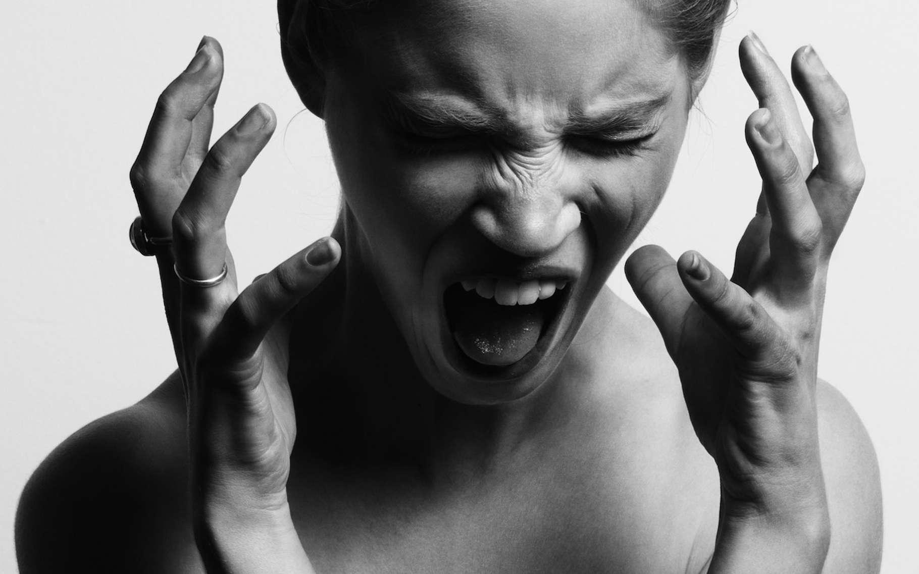 لتحكم في الغضب