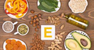 ما هو فيتامين E