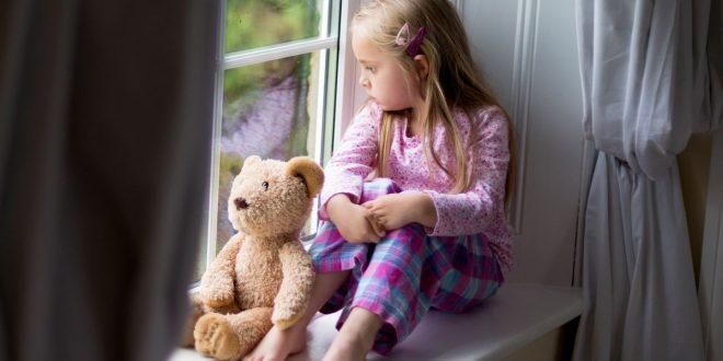 الاكتئاب عند الاطفال
