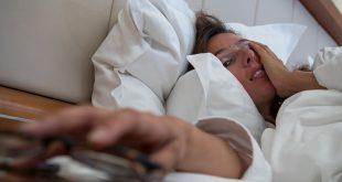النوم وزيادة الوزن