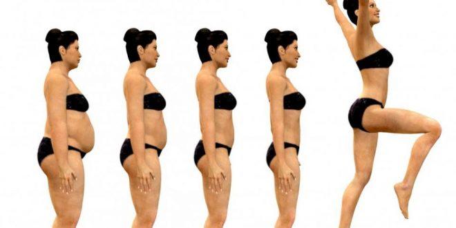 انقاص الوزن في اسبوع