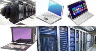 أنواع الكمبيوتر