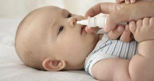علاج بلغم الاطفال