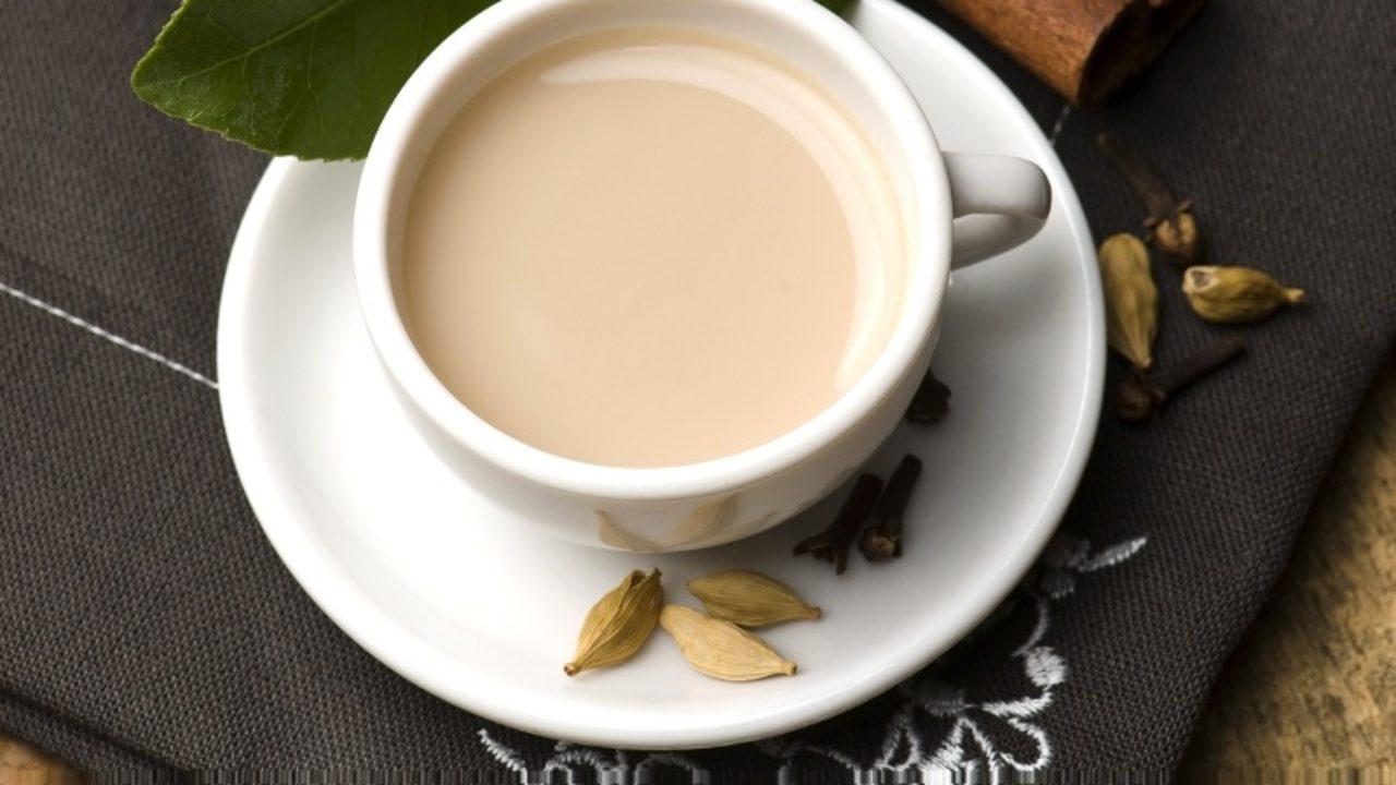 شاي بالهيل