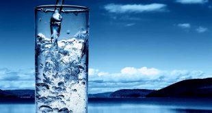 قرائة الفاتحة على الماء وشربه