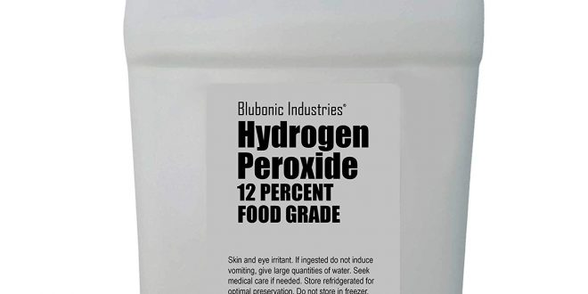 بيروكسيد الهيدروجين